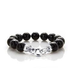 Kagi Jewellery, Jet Black Bracelet, Birds of Paradise Black Bracelets, Beaded Bracelets, Oh Beautiful, Brand Me, Black Necklace, Jewelry Branding, Jewelry Box, Jewellery, My Favorite Color