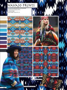 Prints & More - F/W 15/16 - Prints & Patterns - Styling forecasts- ...