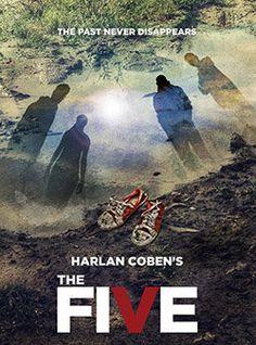 The Five une série TV de Harlan Coben #TheFive #HarlanCoben