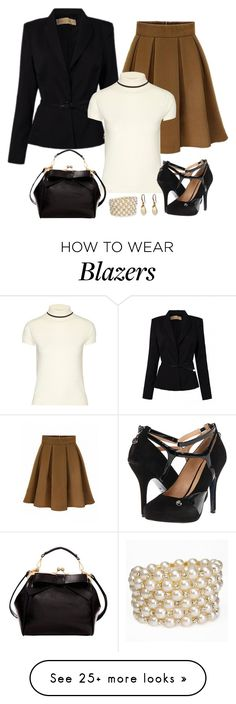 """""""Untitled #871"""" by gallant81 on Polyvore featuring Totême and Armani Jeans"""
