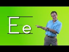 Learn The Letter E   Let's Learn About The Alphabet   Phonics Song for Kids   Jack Hartmann - YouTube