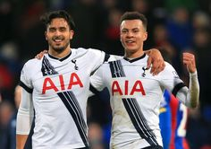 Nacer Chadli: Dele Alli's Tottenham wonder goal is the best I've seen while I've been on the pitch - Tottenham Hotspur - Hampstead Highgate Express Tottenham Hotspur Players, Dele Alli, Spurs Fans, North London, Sport Man, Football Players, Fifa, Premier League, Pitch