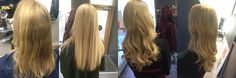 Great Lengths extensions blond - Colors of Wonderland by Alice www.colorsofwonderland.se