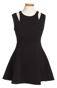 MISS BEHAVE 'Pamela' Sleeveless Dress (Big Girls) available at #Nordstrom