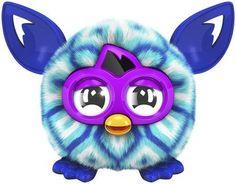 Furby Furbling - Blue Diamonds