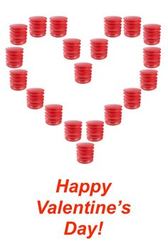 Wishing you all a happy Valentine's Day, celebrating with your loved ones! #HappySitting = #HappyValentines