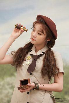 Photo album containing 60 pictures of (G)I-DLE Kpop Girl Groups, Kpop Girls, First Girl, My Girl, Jaehyo Block B, Cube Entertainment, Soyeon, Yugi, Scene Photo