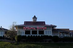 Bahama Breeze. King of Prussia Mall.