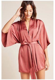 Pijamas Women, Plus Size Pajamas, Sleepwear Women, Nightwear, Lounge Wear, Anthropologie, Silk, Stylish, Casual