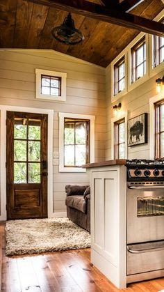 Denali |Tiny House Builder | Timbercraft Tiny Homes #tinyhomeideaslittlehouses