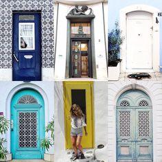 Doors by:  R1C1: @foolishmiri R1C2: @chirabiux R2C1: @grainesdecocotte R2C2: @rusticogreco R3C1: @flo.maeli R3C2: @georgiadelotz  Congratulations!  Tag #windowsanddoorsoftheworld to be featured!