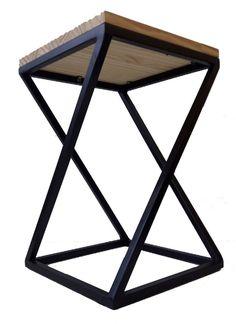Industrial Design Furniture, Metal Furniture, Home Decor Furniture, Industrial Style, Furniture Design, Loft Design, House Design, Restaurant Tables, Coffee Design