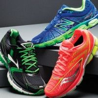 Want to know the latest tech in triathlon running shoes? Check out this article on Competitor.  The 2014 Buyer's Guide on running shoes.