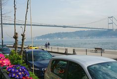Traditional Turkish Breakfast With A View