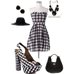 """Stroll"" by whitecreek on Polyvore"