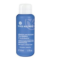 Yves Rocher: Gentle Eye Makeup Remover for Sensitive Eyes