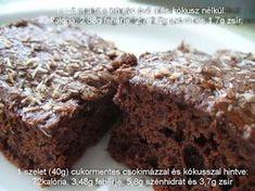 Réka alakbarát receptjei - szénhidrátcsökkentett, bűntelen finomságok: Csupa csokis