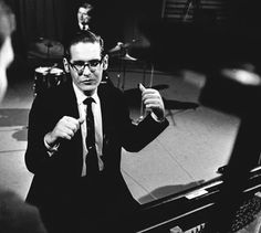 Bill Evans, 1966 by Jan Persson