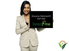 When a person is lacking #enzymes or enzyme deficient, the body is unable to rid itself of excess scar tissue, toxins and debris from cells which in turn advances the aging process and can lead to many health issues. See how adding Innerzyme to your daily regimen can help support your overall #health. Learn more at http://www.innerzyme.com/ #innerzyme