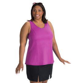 Plus Size Tankini Tops | Swim Separates | JunoActive