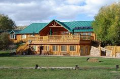 The ranch is a working horse and cattle ranch that has been run by the Smith family for six generations.