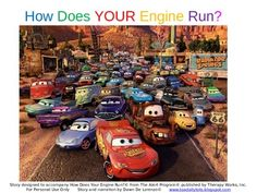 How Does Your Engine Run? Featuring Lightning McQueen
