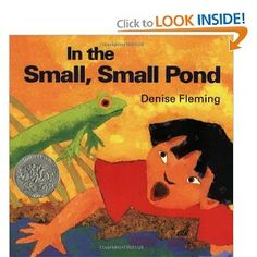 In the Small, Small Pond - E Fleming