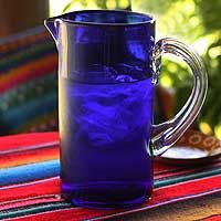 Deep Blue from @NOVICA, They help #artisans succeed worldwide.