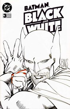 Batman Black & White Vol.1 #3