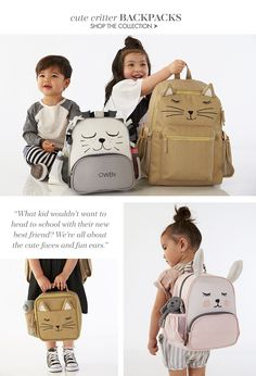 fb9d6b34af6a Back to School! The Cutest Toddler Girl Backpacks