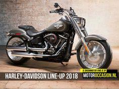 Harley-Davidson line up 2018