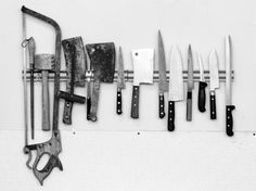 Butchering tools