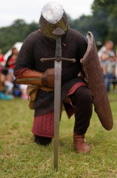 Chain Mail, Bradley Mountain, Sword, Riding Helmets, Armour, Medieval, Backpacks, Hats, Fashion
