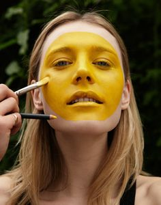 isamaya ffrench's how-to: cry face | i-D Magazine