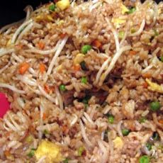Chinese Fried Rice IV Recipe