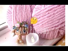 DIY Yarn Pillows ☆My Pinterest: https://www.pinterest.com/5ladybug3/ ☆My Trailer: https://www.youtube.com/watch?v=H7a_WWoNAQI&t=25s ☆My Editor: https://itunes.apple.com/us/app/imovie/id408981434?mt=12 ☆My Camera: https://www.amazon.com/Canon-VIXIA-R700-Camcorder-Black/dp/B019UDIL80/ref=sr_1_3?ie=UTF8&qid=1483289499&sr=8-3&keywords=canon+-+vixia+hf+r700  Hey! Hey, you! Yes, you. If you tap or click that subscribe button it changes colors! Try it!
