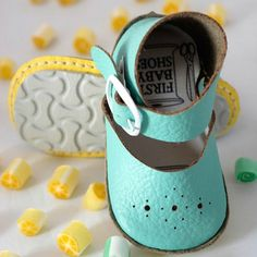DIY Baby Shoe Kits Just Got Even Cuter! | My Brooklyn Baby - Modern Essentials for the Early Years