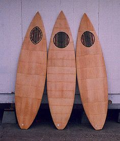 Bamboo Surfboards