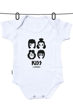 Kiss - R$18,00 (P, M ou G)