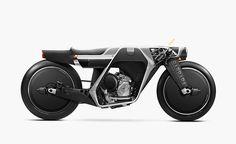 YAMAHA YZFR6 - SALT RACER MONROE - concept by Barbara Custom Motorcycles.