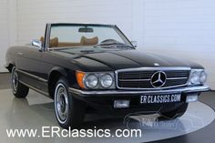 1974 Mercedes-Benz, 280SL  Mercedes-Benz 280 SL cabriolet 1974 in very good condition  This Mercedes-Benz 280 SL convertible was originally delivered in Europe in 1974 as a 450SL. The car has darkblue paint and brown leather interior, a great combination on this fabulous driving German convertible. Both the in- and outside are in a very beautiful condition. The car has the original SL engine with 27 ..  http://www.collectioncar.com/detailed.php?ad=64413&category_id=1