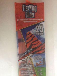 25 inch Flexwing Glider F 18 Hornet w NATO Tiger Stripes Pattern   eBay