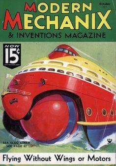 Modern Mechanix – Oct, 1935 | Modern Mechanix