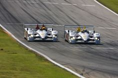 Audi R10 TDI was a dominant car in the 2006 ALMS season
