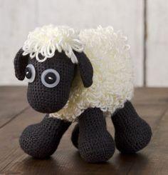 Free Amigurumi Crochet Pattern : Sheep / Lamb