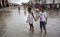 Before I get into my main point, I must address how the Weather Channel has been covering Hurricane Matthew and its devastating effects on the country of Haiti.  There is this image of Hurricane Matthew...