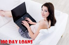 Your requirements are pressing to meet and you have no funds in hand then 100 day loans are the excellent monetary #support that assists you in a flash. Poor #credit borrowers can also avail these funds with no difficulty.