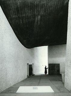 Notre Dame du Haut (aka Ronchamp) by Le Corbusier