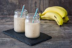 Protein Shakes Rezepte - Best Recipes Around The World Healthy Protein Shakes, Protein Shake Recipes, Smoothie Recipes, Almond Breeze, Smoothie Prep, Jus D'orange, Nutrition, Exotic Food, Eat Smarter