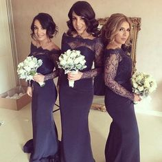 Find More Bridesmaid Dresses Information about Off Shoulder Deep Purple Lace Bridesmaid Dresses 2016 Long Sleeve Mermaid Wedding Formal Dress Sweep Train,High Quality dress up sex girls,China dress max Suppliers, Cheap dresses dress up from Galaxy Wedding Dress Co., Ltd. on Aliexpress.com